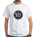 Beauty and the Beast Since 1740 White T-Shirt