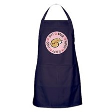 Soft Kitty Apron (dark)