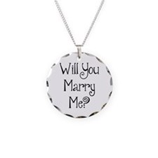 Will You Marry Me? (2) Necklace