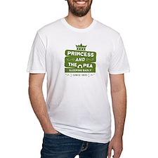 Princess & the Pea Since 1835 Shirt