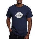 Rapunzel Since 1812 Men's Fitted T-Shirt (dark)