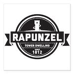 Rapunzel Since 1812 Square Car Magnet 3