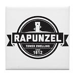 Rapunzel Since 1812 Tile Coaster