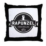 Rapunzel Since 1812 Throw Pillow