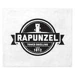 Rapunzel Since 1812 King Duvet