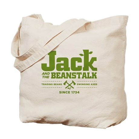 Jack & the Beanstalk Since 1734 Tote Bag