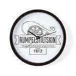 Rumpelstiltskin Since 1812 Wall Clock