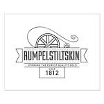 Rumpelstiltskin Since 1812 Small Poster