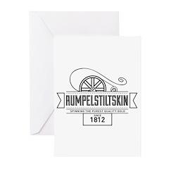 Rumpelstiltskin Since 1812 Greeting Cards (Pk of 1