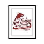Little Red Riding Hood Since 1697 Framed Panel Pri