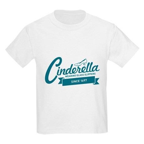 Cinderella Since 1697 Kids Light T-Shirt