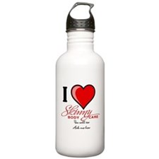 Skinny Body Care Water Bottle
