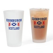 Edinburgh Drinking Glass
