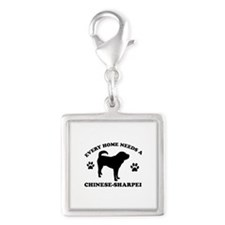 Every home needs a Chinese Sharpei Silver Square C