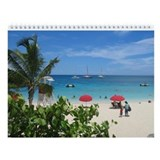 2013 Jamaica Beach Scenes Wall Calendar