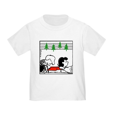 Christmas Tree Melody Toddler T-Shirt