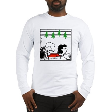 Christmas Tree Melody Long Sleeve T-Shirt