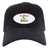 Retirement Fun! Baseball Hat