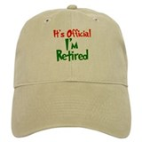 Retirement Fun! Baseball Cap