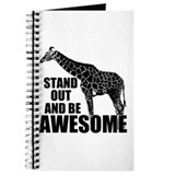 Awesome Giraffe Journal