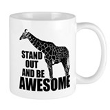 Awesome Giraffe Coffee Mug