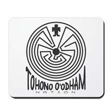 Tohono O'Odham Nation Mousepad
