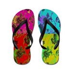 Flip Flops Dragon Design