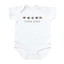 Little Pilot Infant Bodysuit
