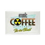 Atomic Coffee Rectangle Magnet (100 pack)