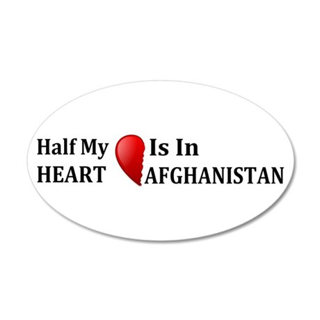 Afghanistan Wall Decal