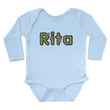 Rita Spring Green Body Suit