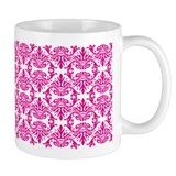 Demask Pink Coffee Mug