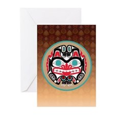 Haida Bear Greeting Cards (Pk of 10)