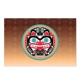 Haida Bear Postcards (Package of 8)