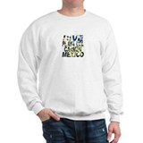 Dive Playa Del Carmen Mexico Sweatshirt
