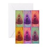Florence Nightingale Colors Greeting Cards (Pk of