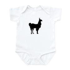 Llama Infant Bodysuit