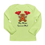 mimiteddylovesme Long Sleeve T-Shirt
