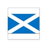 Scotland Rectangle Sticker
