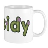 Kassidy Spring Green Small Mugs