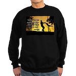 Mr. Rogers Child Hero Quote Sweatshirt (dark)