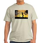 Mr. Rogers Child Hero Quote Light T-Shirt