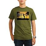 Mr. Rogers Child Hero Quote Organic Men's T-Shirt
