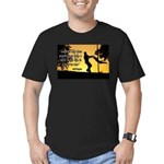 Mr. Rogers Child Hero Quote Men's Fitted T-Shirt (