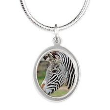 Zebra Necklaces