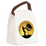 Mr. Rogers Child Hero Quote Canvas Lunch Bag