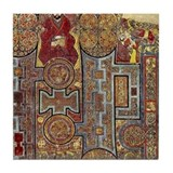 Book of Kells Tile Coaster