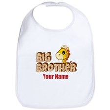 Giraffe Big Brother Personalized with YOUR NAME Bi