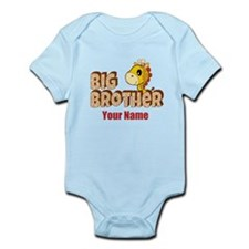Giraffe Big Brother Personalized with YOUR NAME Bo