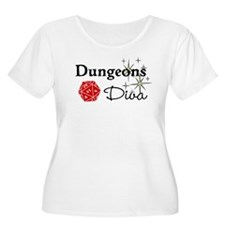DD Plus Size T-Shirt